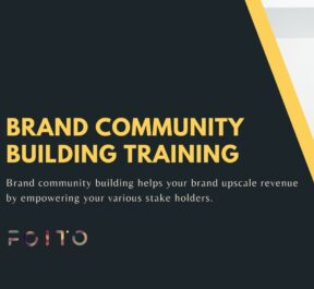 Brand Community Building Training