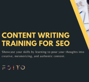 Content writing training