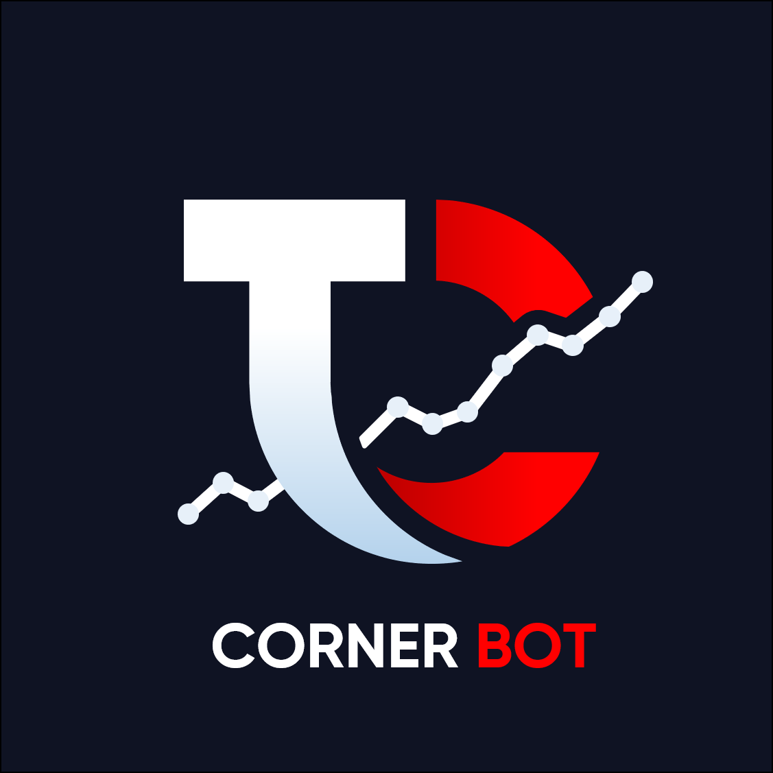 TipsterCharlie Cornerbot Telegram Logo