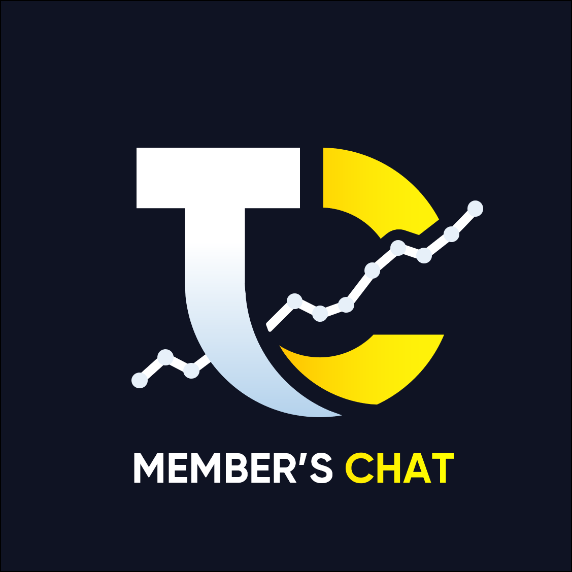 TipsterCharlie Members Chat Telegram Logo