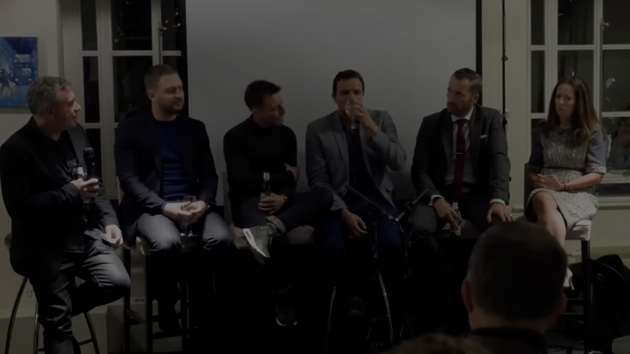 Agency Founder Panel In London