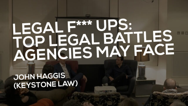 Legal F*** Ups - The Top Legal Battles Agencies Face