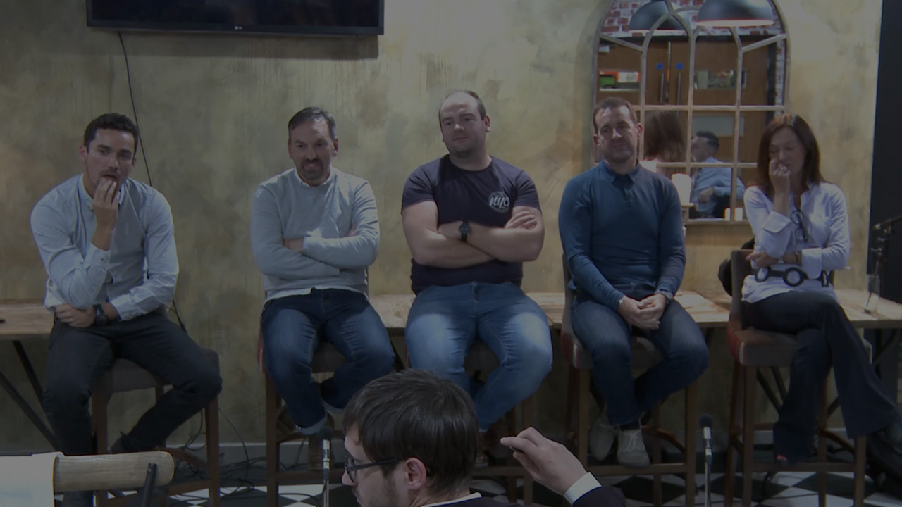 Agency Owner Panel Manchester (Audience Q&A)