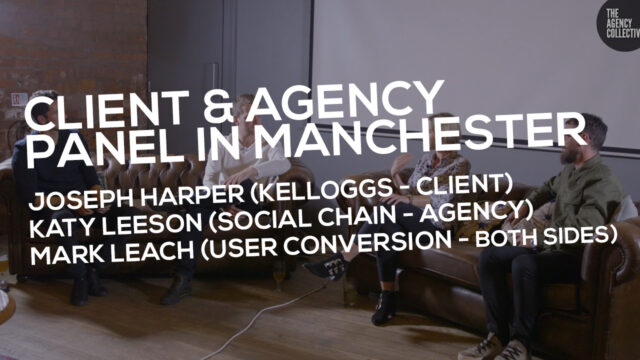 Agency & Client Panel