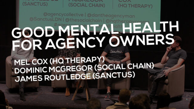 Good Mental Health For Agency Owners