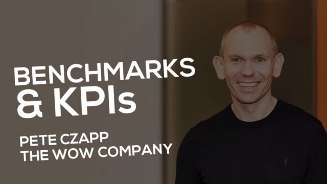 Episode 1 - Benchmarks & KPIs