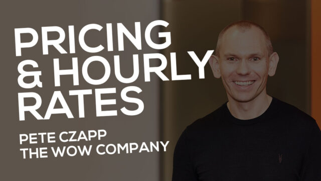 Episode 2 - Pricing & Hourly Rates
