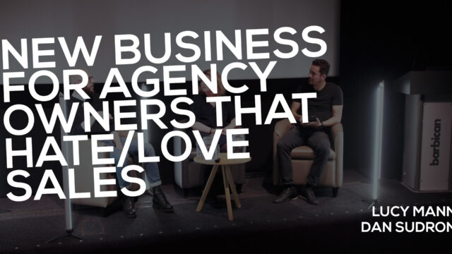 New Business For Agency Owners That Love/Hate Sales