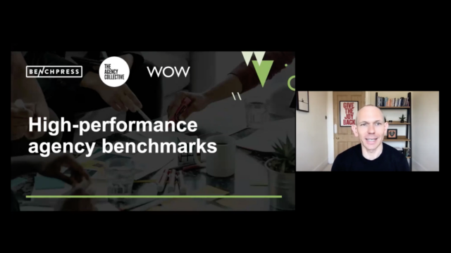 High-performance agency benchmarks