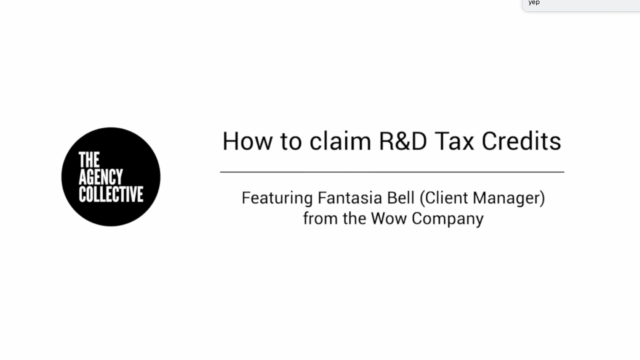 How to claim R&D Tax Credits