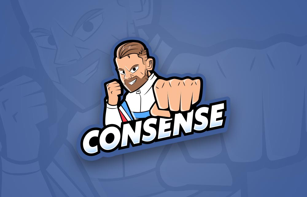 Character mascot for ConSense thumbnail