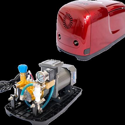 Açık alan serinletme pompası
