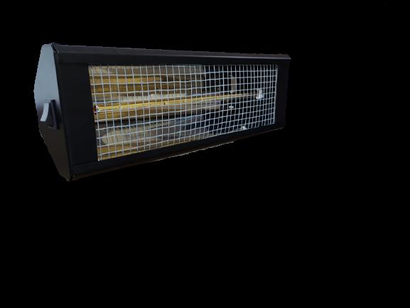 Elektrikli dış mekan ısıtıcı