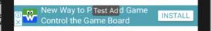 AdMob Banner Ad