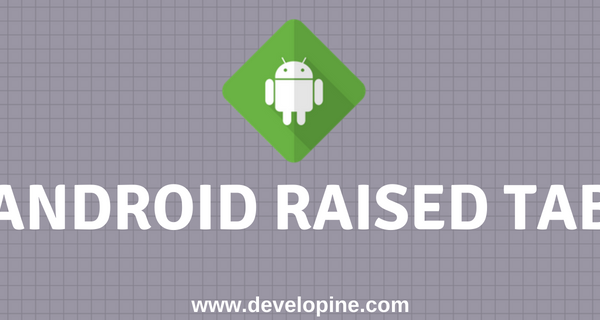 Creating Raised Tab in Android using Custom Bottom Navigation Bar