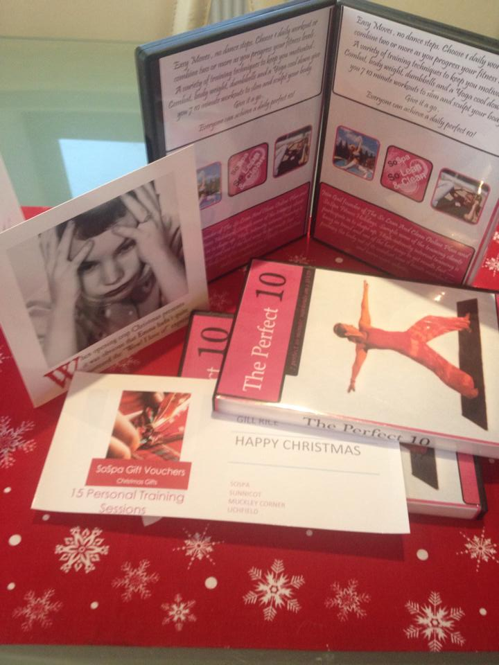 Festive Fitness Gifts
