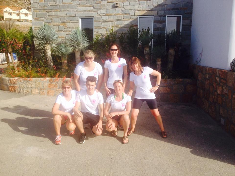 Lindos Fitness Holiday June 2014 was AMAZING!