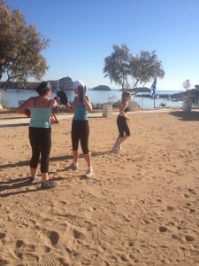 Fitness and Fun in Lindos