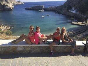 SoSpa Fitness Holidays 2016 Lindos Rhodes