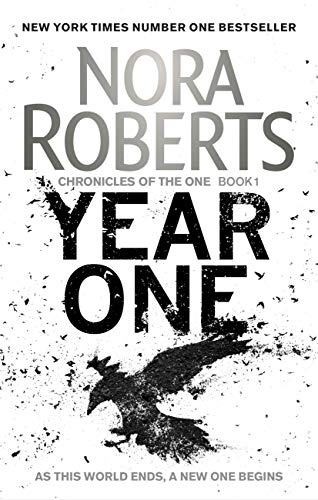 The cover of Year One by Nora Roberts