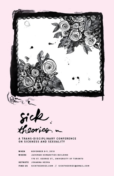 Publicity image for Sick Theories conference