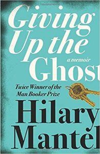 Writing by women about chronic illness: Giving Up The Ghost