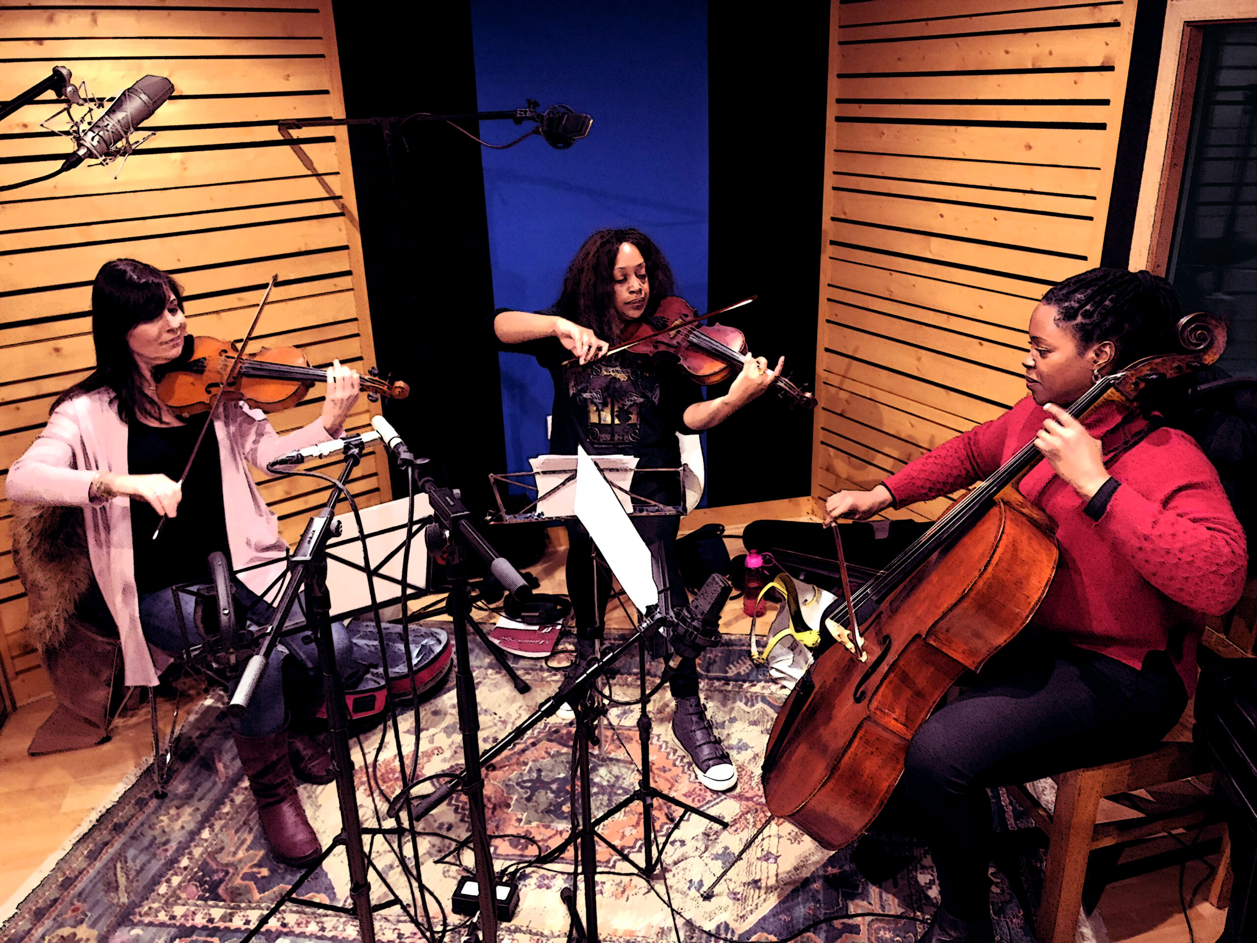 Slipway-Studio_Strings-Quartet_Recording