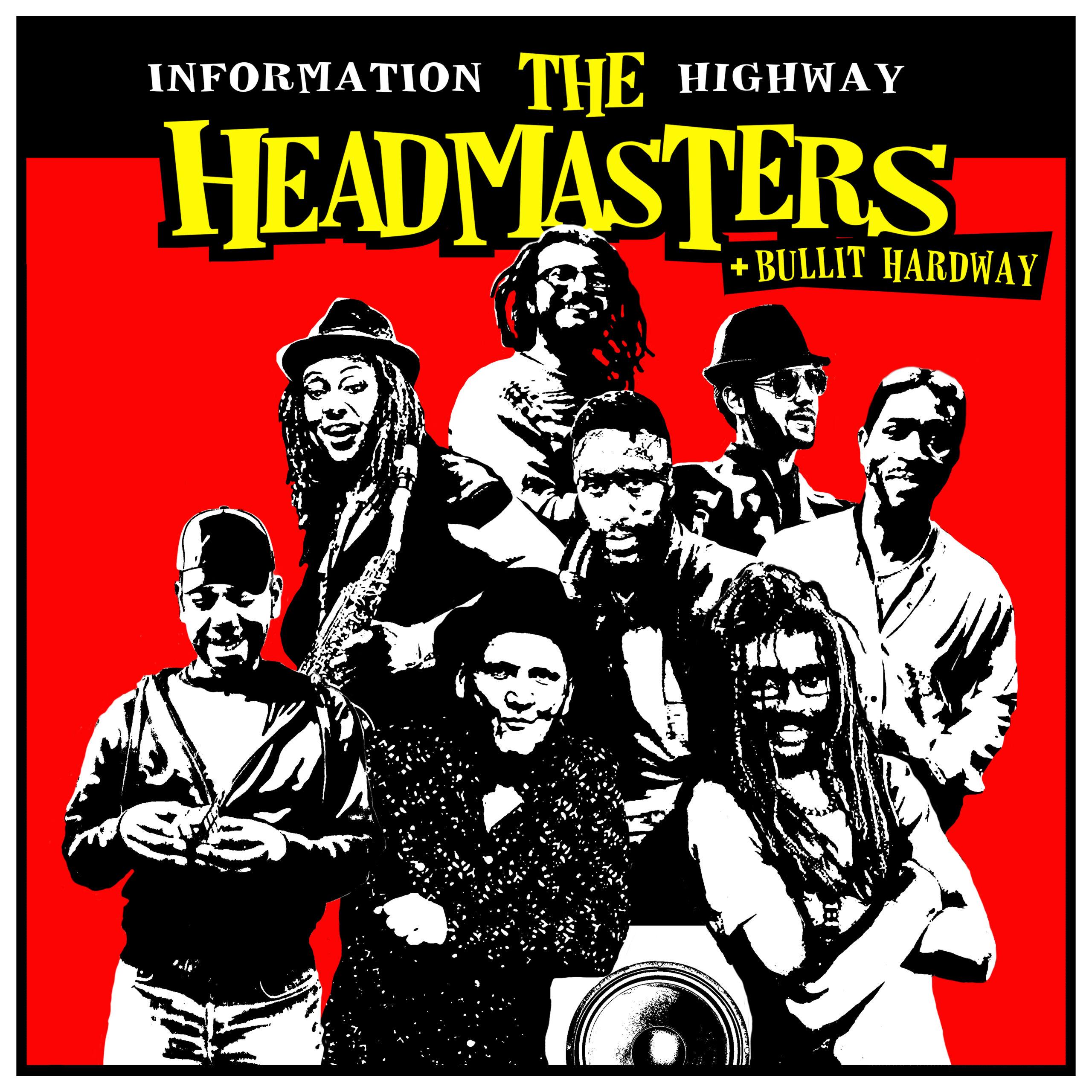 The-Headmasters_Information-Highway_Slipway-Records