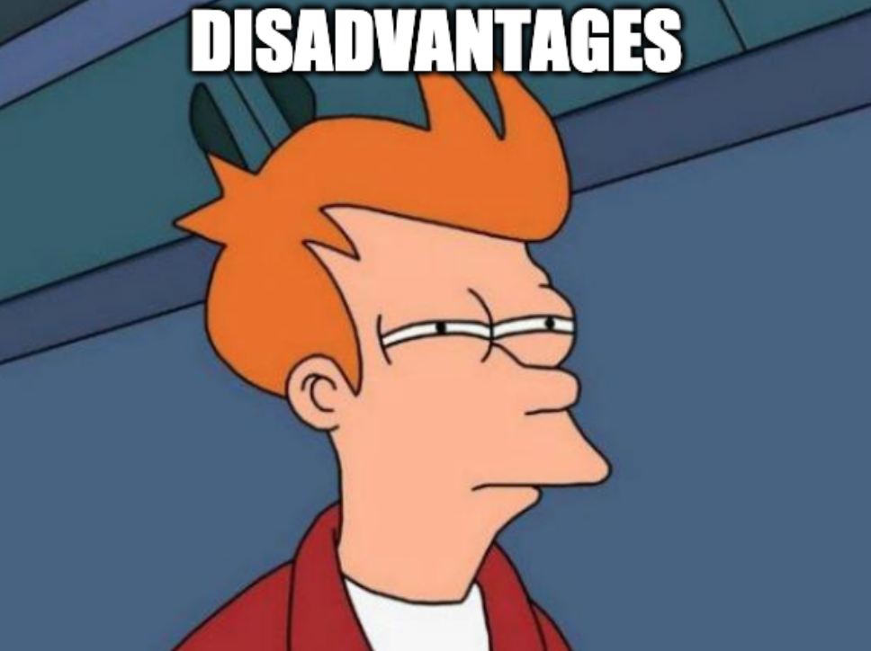 disadvantages of hiring a freelance blog writer