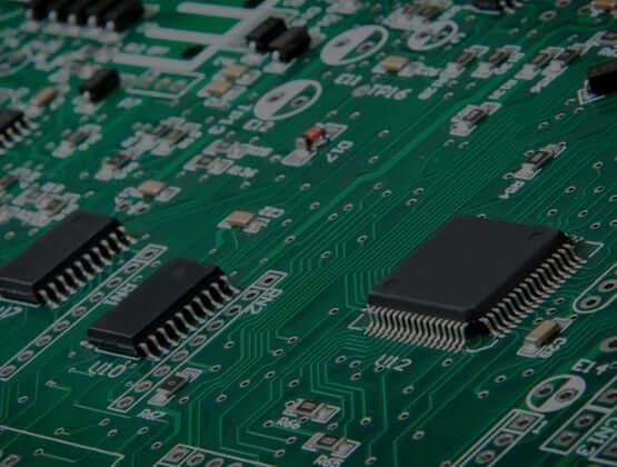 SMT PCB assembly process