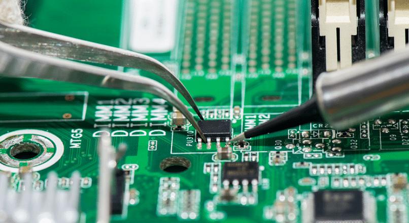 Through Hole PCB Assembly Services