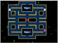 7.sınıf 1.ünite labirent kovalamaca oyunu fen oyunları