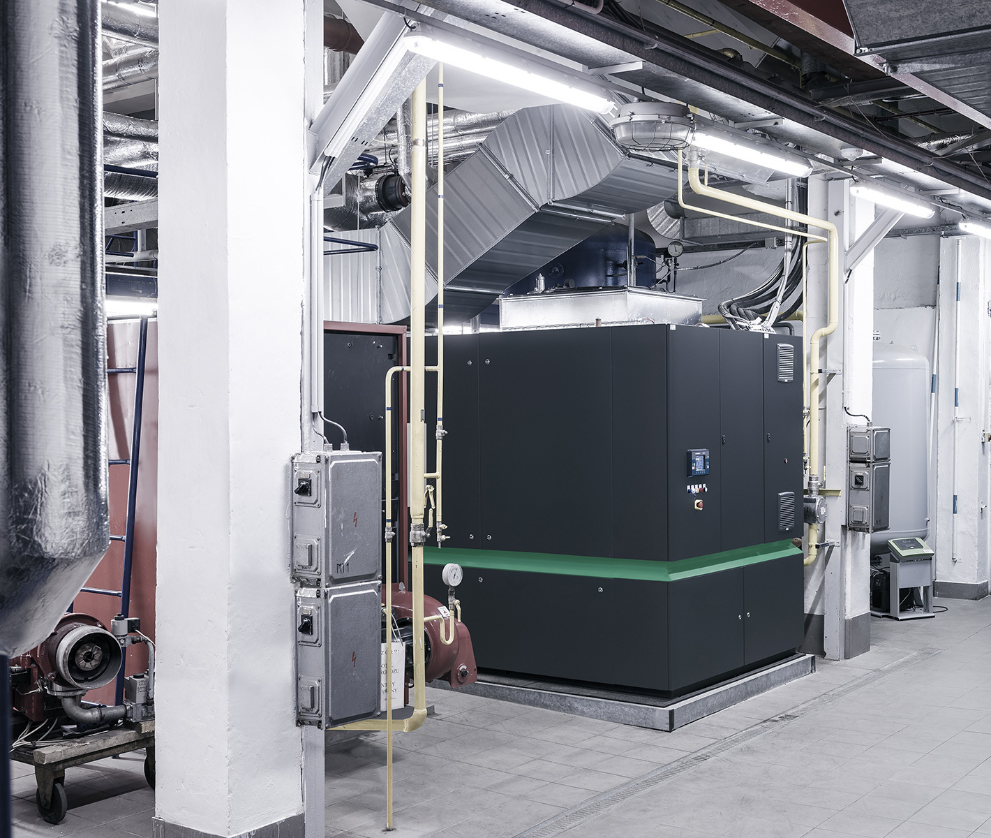 Data Centre PCAS Installation