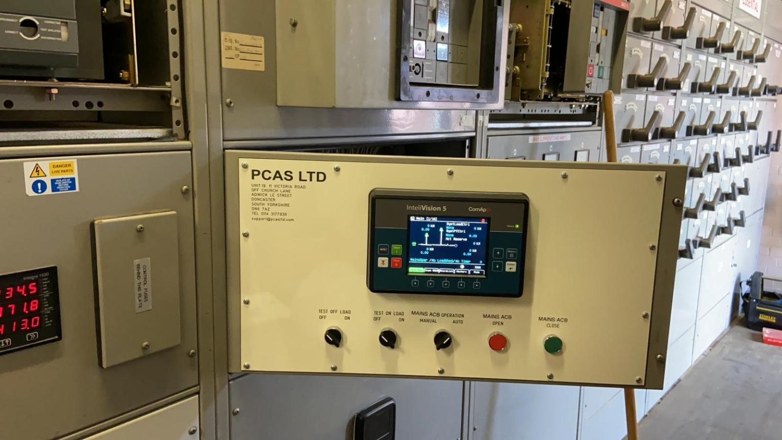 Power Generation For Hospital Services