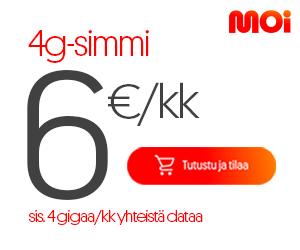 Moi mobiili 4G-simmi
