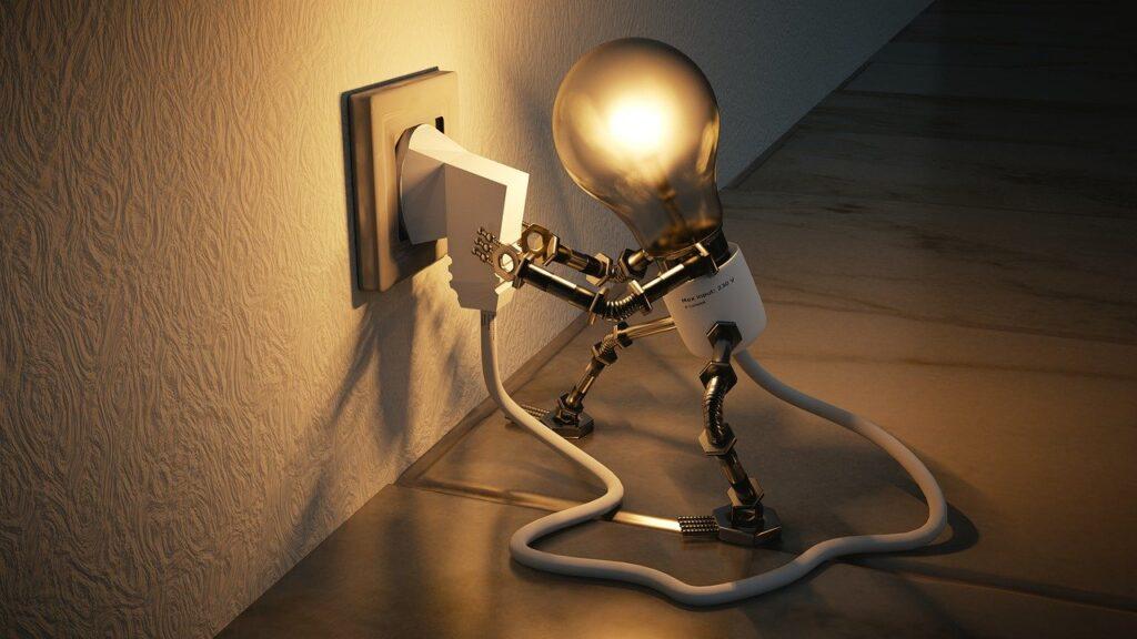 hehkulamppu-idea