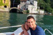 Subacco Tours on boat Como Lake 1