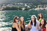 Subacco Tours on boat Como Lake 10