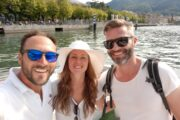 Subacco Tours on boat Como Lake 12
