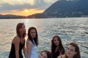Subacco Tours on boat Como Lake 8