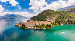 tour privato in barca lago di como