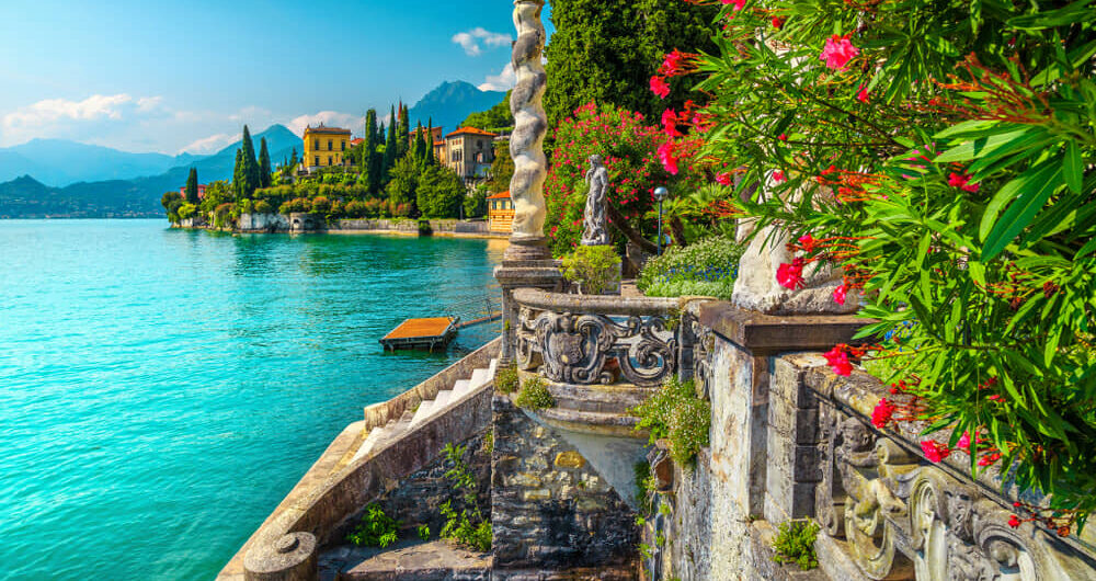 conoscere il lago di Como