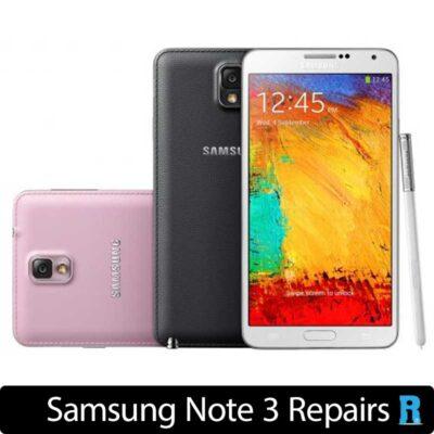 Samsung Note 3 Repairs