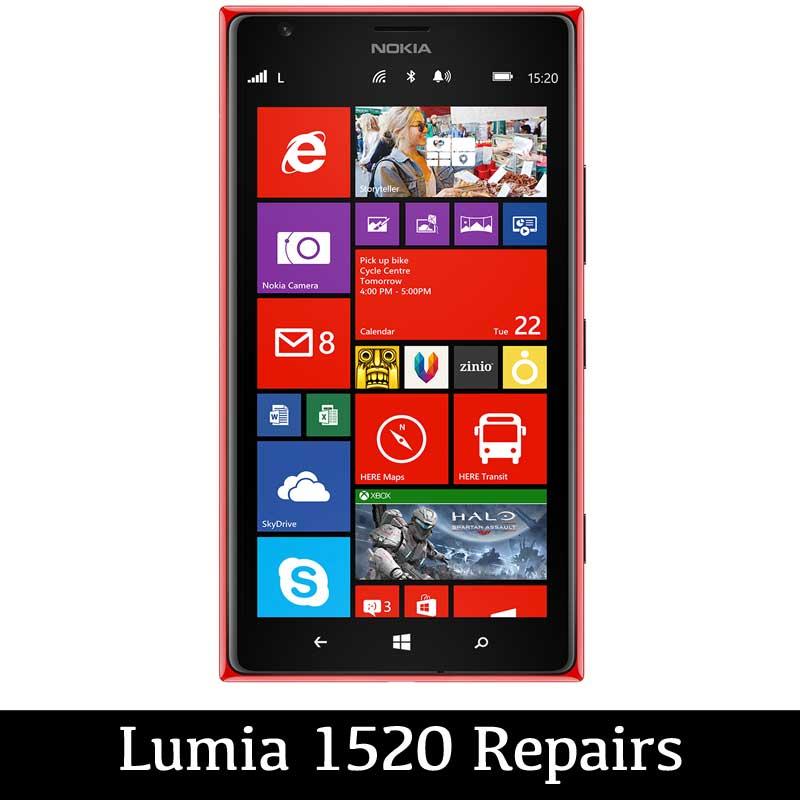 Nokia Lumia 1520 Repair