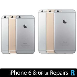iPhone 6 & 6 Plus Repair