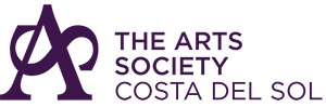 The Arts Society Costa del Sol Logo