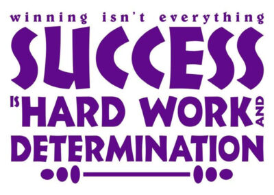 Winning Isn't Everything