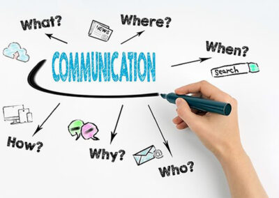You're only as Good as You Communicate
