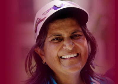 She's a Champion Amateur Golfer, Coach, Photographer, and many more: the Many Hats of Noni Lall Qureshi