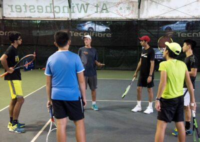 Why should you participate in a College Tennis Camp?